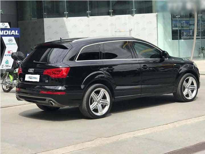 Audi Q7-2016