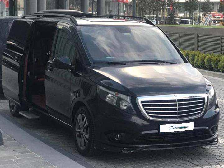 Mercedes Vito-SR 3264
