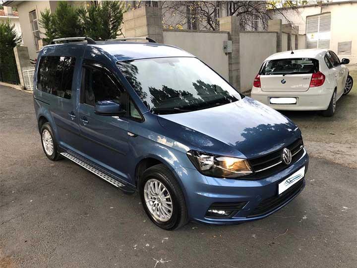 Volkswagen Caddy-Ekonomik-BCT 429